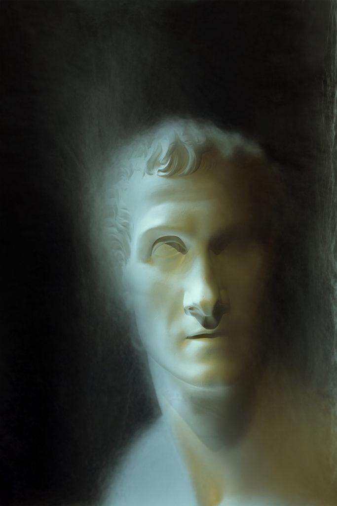 """""""Pietra: #1 - Autoritratto di Antonio Canova"""""""