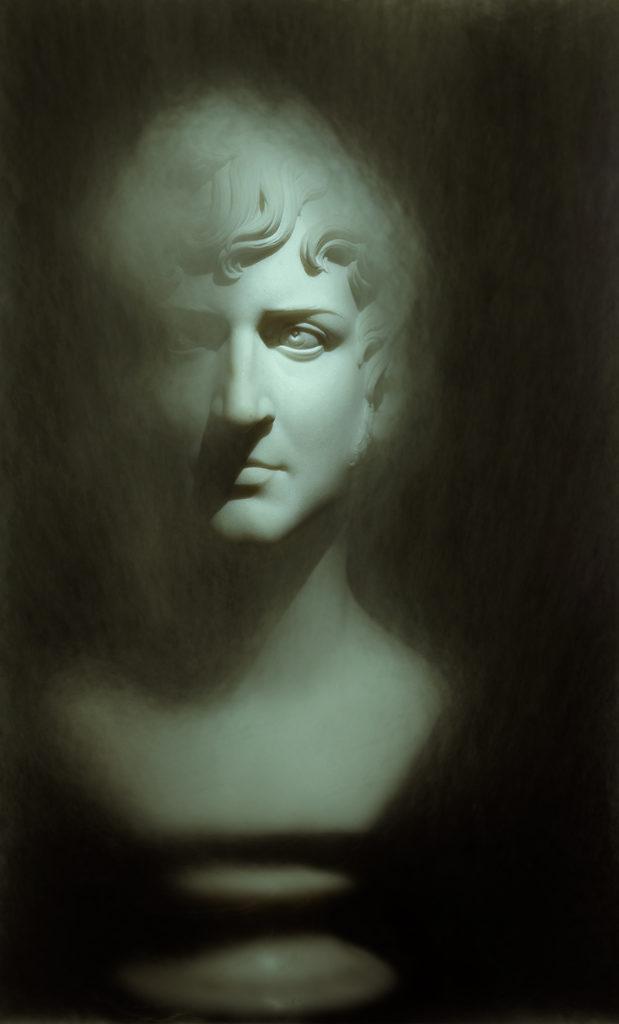 """Vincenzo Camuccini """" ritratto di Bertel Thorvaldsen"""""""